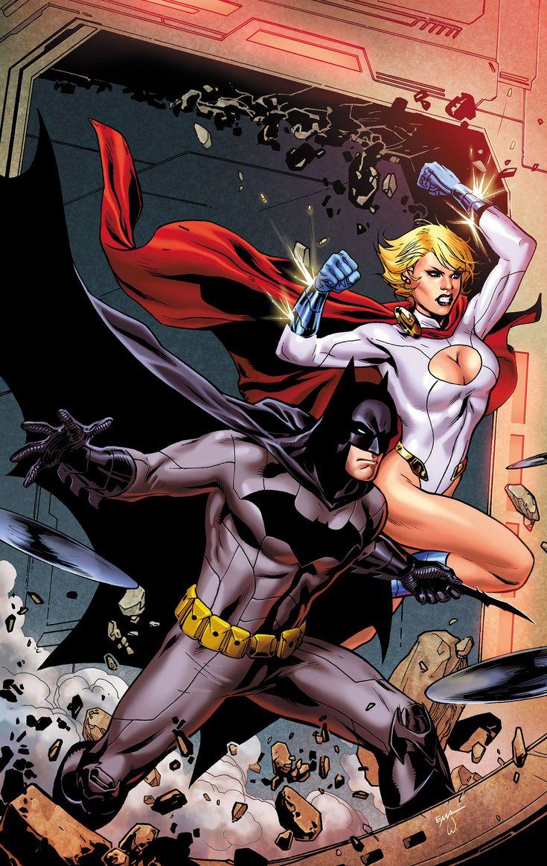 WORLDS' FINEST #20 | DC Comics