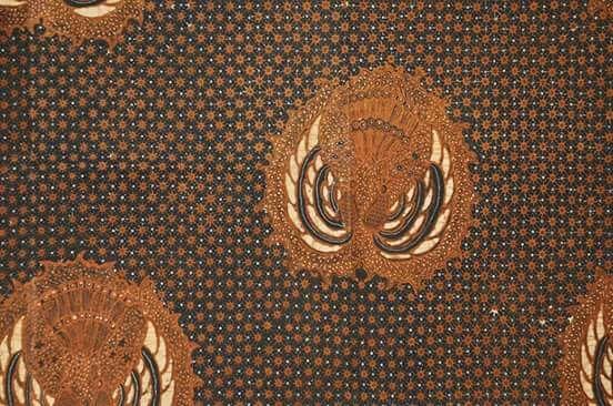 batik tulis parang garudo