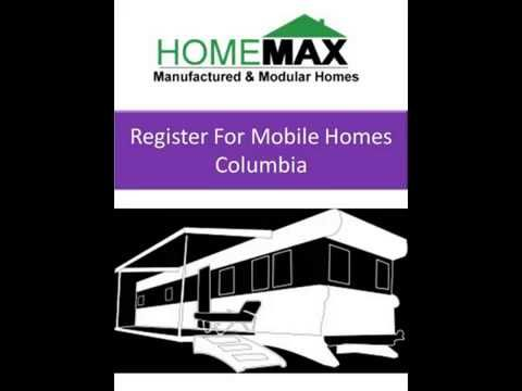 Here, you can Buy Mobile Homes Columbia at affordable rate. We are top manufacturers in the industry in product quality, value, flexibility, and service. In order to Register For Mobile Homes Columbia, visit website: http://www.homemaxsc.com/