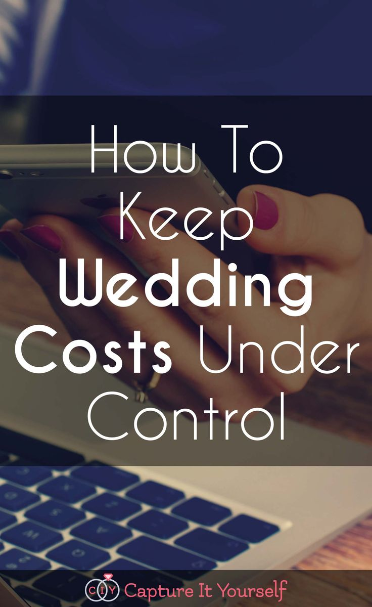 Getting engaged & planning a wedding is an exciting time! Before becoming engaged, many couples have discussed the type of wedding that they want to have. However, after getting engaged and getting families involved, expectations (and costs!) can quickly skyrocket.