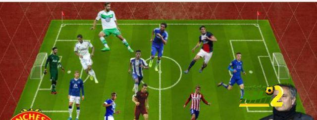Fútbol _ Premier League_ El once que planea Mourinho para su Manchester United _ portada _ AS.com
