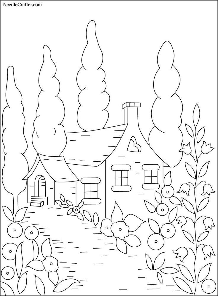 Cottage - Para bordar.