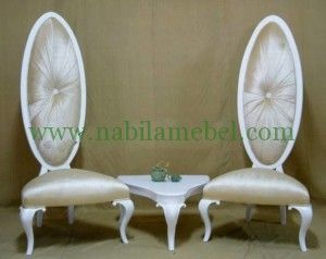 Kursi Teras Mewah Jepara produk furniture jepara yang diproduksi oleh tangan tangan terampil pengrajin jepara yang sudah berpengalaman.