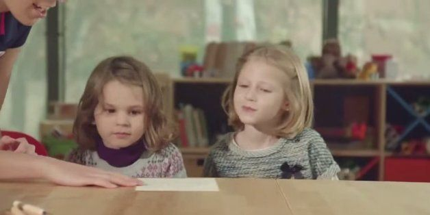 Spanish Ikea Ad Reminds Parents What Their Kids Need The Most- (lots of vosotros examples)