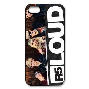 Amazon.com: R5 Loud iPhone 5 Case Hard Back Cover  ($14.99)