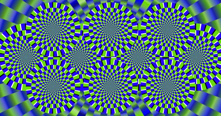 10 Amazing Optical Illusions ( v 464 ) countdown with