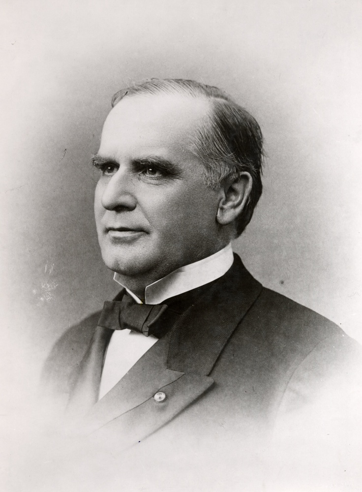A biography of william mckinley
