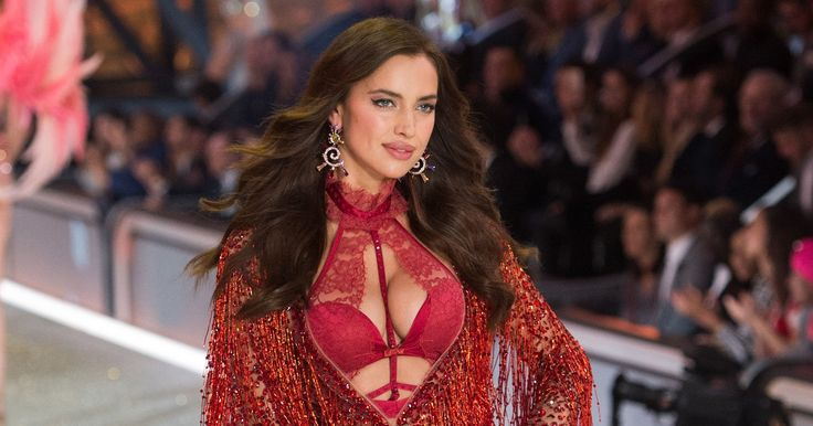 Irina Shayk just walked the Victoria's Secret runway while pregnant, but she's far from the first model to do so.