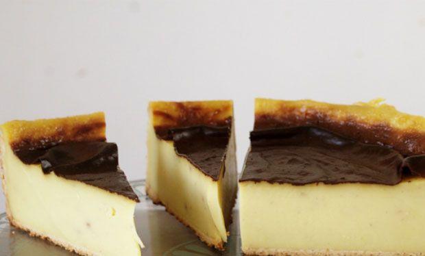 Flan pâtissier sans pâte au Thermomix, recette d'un bon dessert léger et savoureux facile à faire et parfait pour finir un bon petit repas en beauté ou offrir un goûter sympa et gourmand.