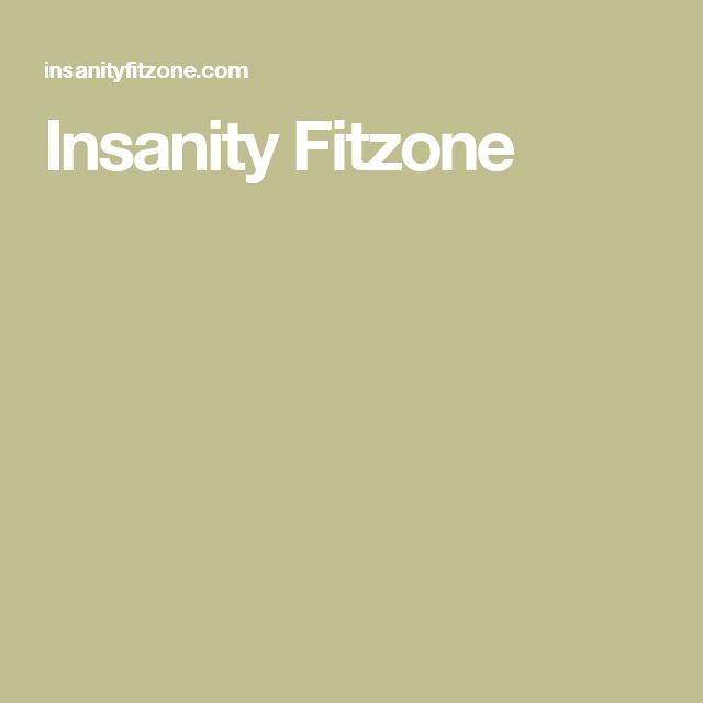 Insanity Fitzone