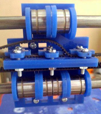 Laser Cutting a 3D Printer From: http://ift.tt/2moW4b9 - https://www.kali.org
