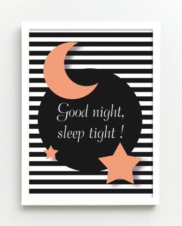Grafika - Good Night Sleep Tight !