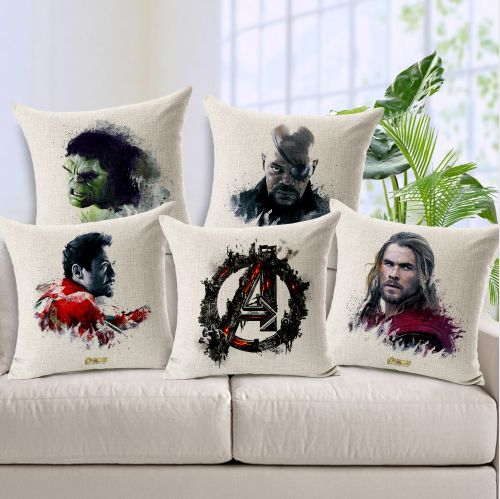 Avengers Pillow Cover //Price: $14.95 & FREE Shipping //