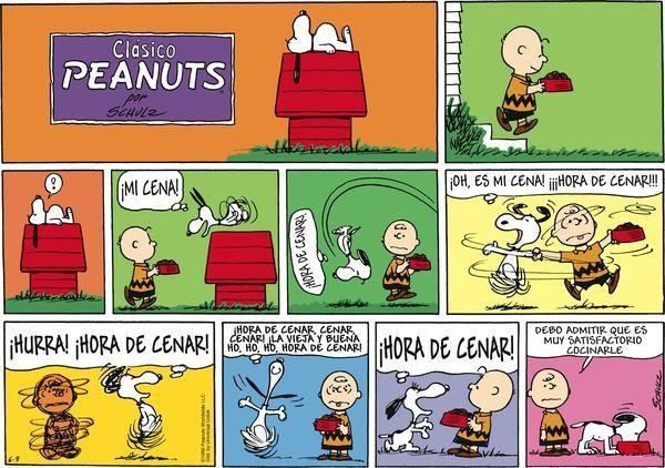 Resultado De Imagen Para Comics De Snoopy En Espanol Comics De Snoopy Snoopy Comics