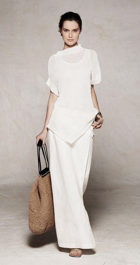 Cool Chic Style Fashion: Sarah Pacini ss 2012