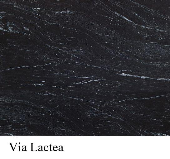 Via Lactea Granite Kitchen Remodel Granite Home Remodeling