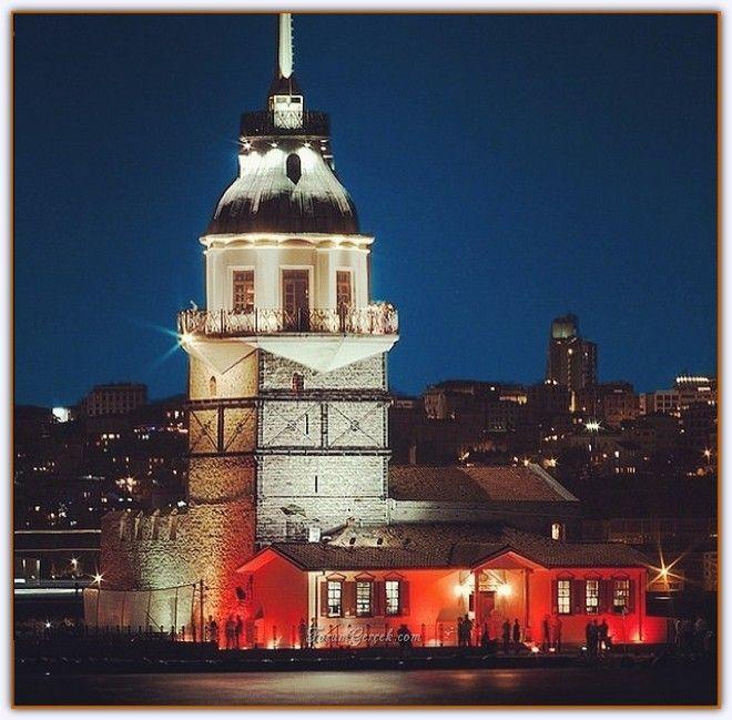 Geçmişten Günümüze: Kız Kulesi (İstanbul) - Sayfa 8 - Forum Gerçek