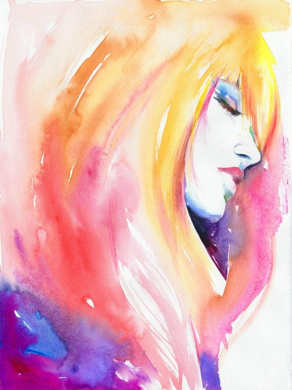 watercolor art!