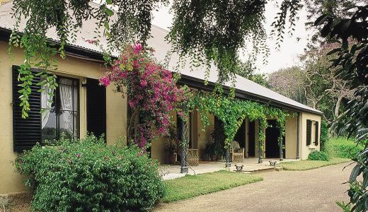 Elizabeth Farm at Parramatta