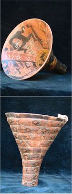 IMAGEN ÉTNICA artesanía latinoamericana*arte en espejos y más...: Arte en el lago Titikaka: la cerámica de la Isla de Pariti en el museo nacional de Bellas Artes de Buenos Aires