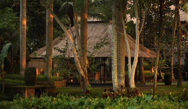 Inilah tempat paling tepat untuk pasangan bulan madu di Ubud. Pasangan tamu di The Ubud Village Resort and Spa bisa menghabiskan masa-masa romantis dengan bersantai di tengah alam indah, menikmati pijat dan spa bersama, atau mengikuti kursus tari Bali, memasak, melukis, atau memahat buah-buahan. Kegiatan apapun yang dilakukan disini bisa jadi pengalaman romantis yang tak terlupakan. Uhh, gak nahan! Untuk pemesanan klik…