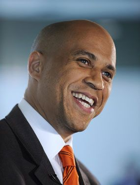 The Honorable Mayor Cory Booker (Newark, NJ)