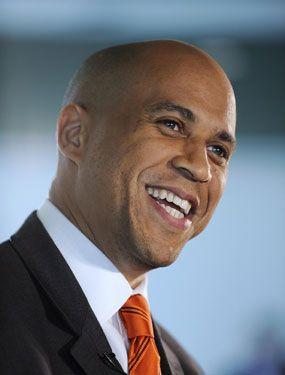 The Honorable Mayor Cory Booker (Newark, NJ) - The Next Black President