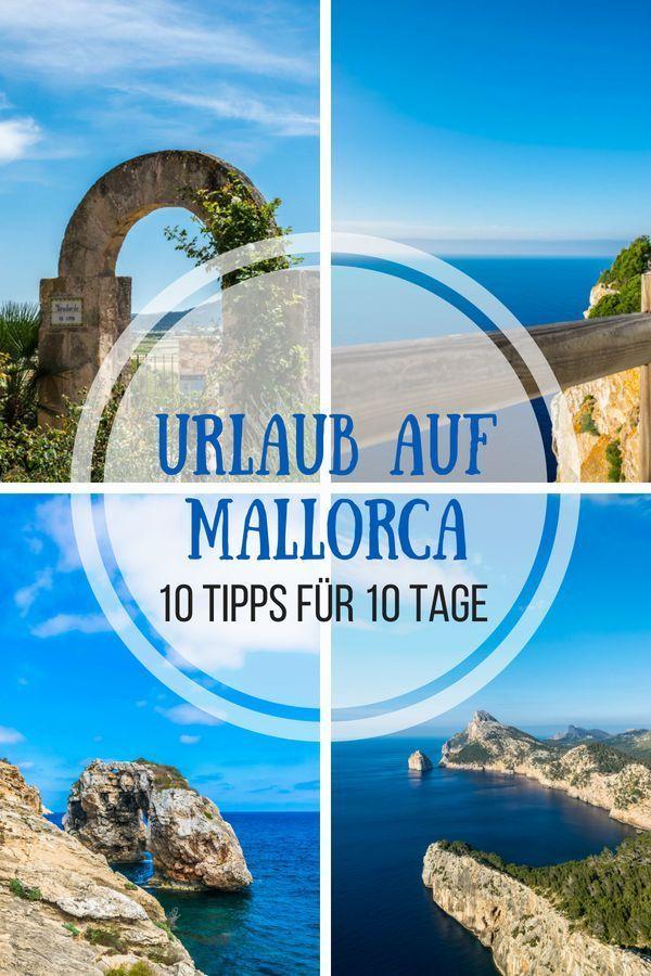 Reiseplanung: 10 Tipps für deinen Urlaub auf Mallorca