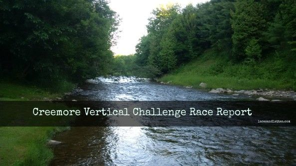 Race Report on the 25 KM Creemore Vertical Challenge in Ontario. #ultrachat