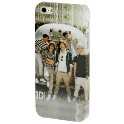 iPhone 5, 5s One Direction Cover, hoesje, case