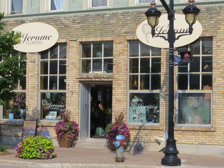 Jerome Flowers & Gifts, 760 Queen Street, Kincardine, ON