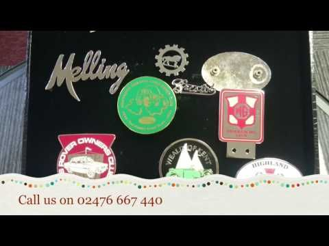 This is our video on custom Car Grill Badges. Please contact us to know how we can manufacture bespoke grill badges for you!  For further information please visit our website www.i4cpublicity.co.uk
