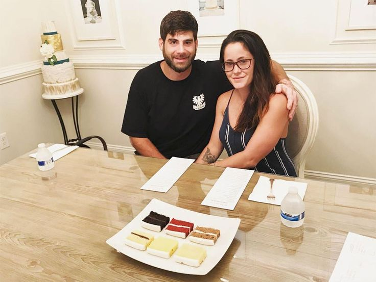 Jenelle Evans and Fiancé David Eason Just Checked a Major (and Tasty!) Item Off of Their Wedding To-DoList