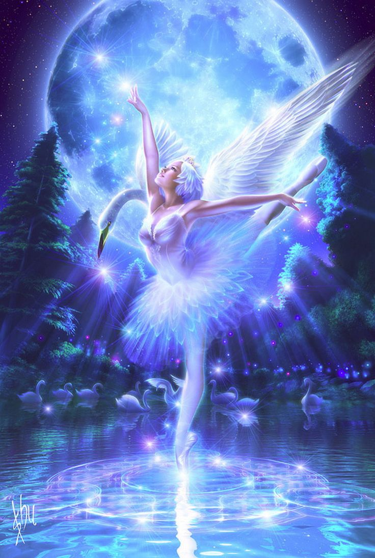 In the middle of it all. I can breathe and stretch and flow and dance: I can reach my arms to the sky, and bow my head to the earth, and feel my body ringing like a temple bell.  * Anne Cushman ==Artwork: Joh Kagaya ஜ۩ Love ۩ஜ MODaline Productions