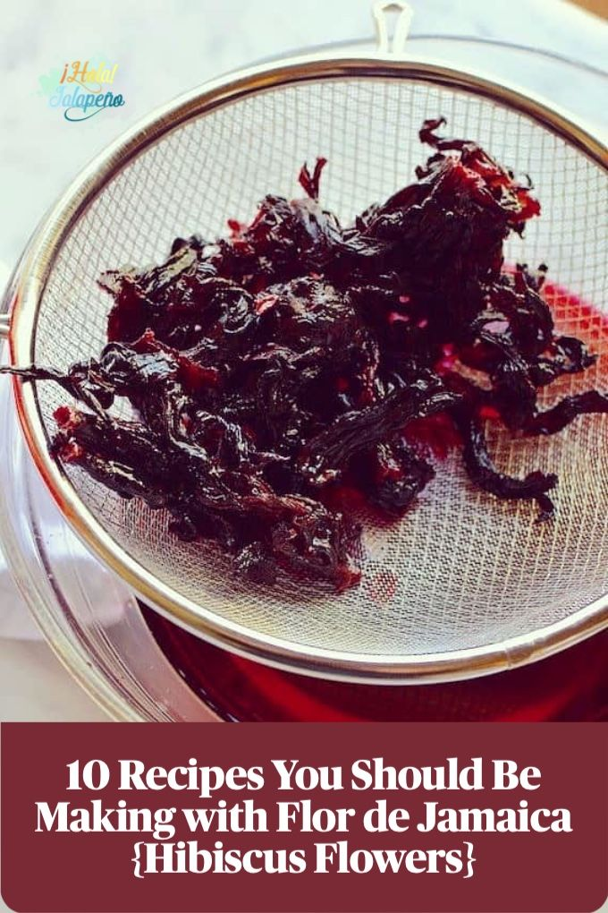 10 Dried Hibiscus Flower Recipes In 2020 Recipes Flower Food Jimaca Recipes