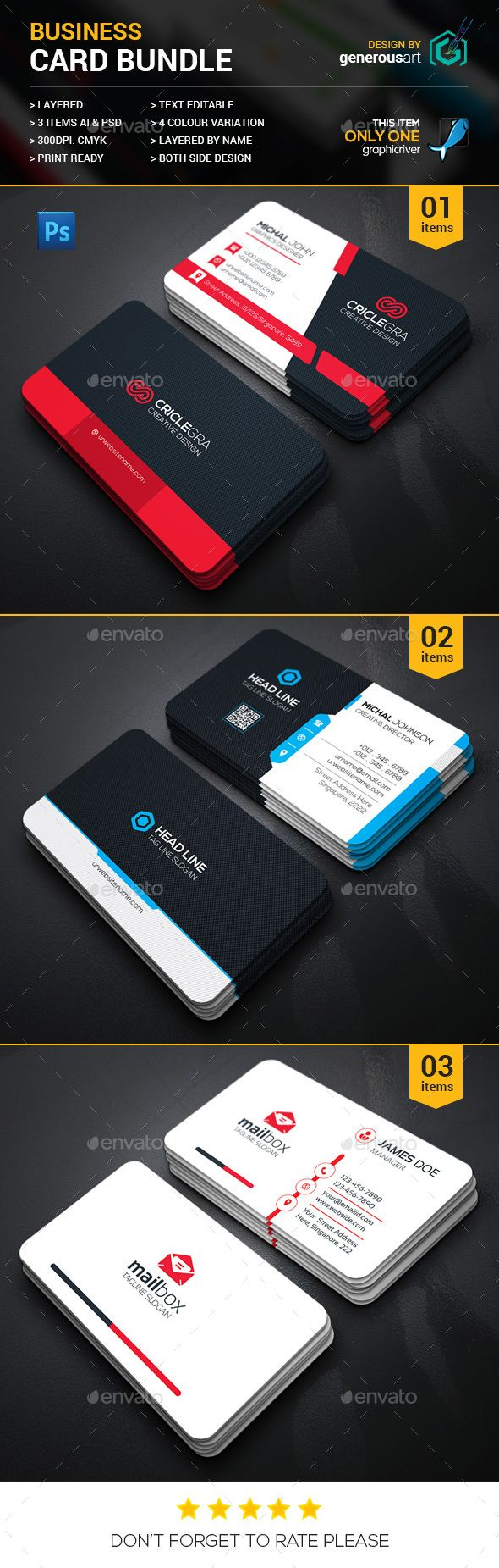 The 58 best unique business card inspiration images on pinterest high quality business 3 in 1 reheart Choice Image