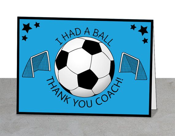 20 Thank You Gift Ideas For Soccer Coaches Soccer Coach Gifts Soccer Coaching Soccer