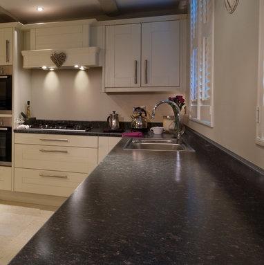 3.6m Axiom by Formica Kerala Granite Etchings Laminate Kitchen Worktop