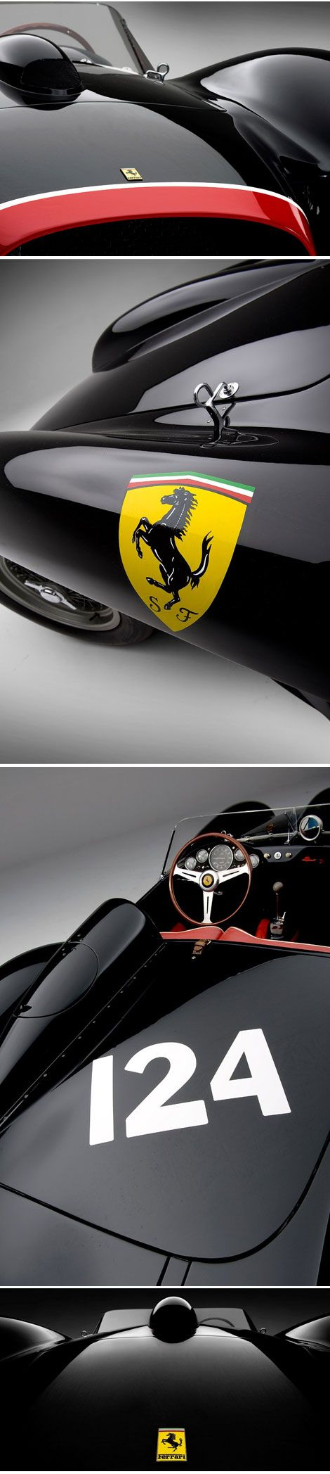 Rare Ferrari 250 TR 4