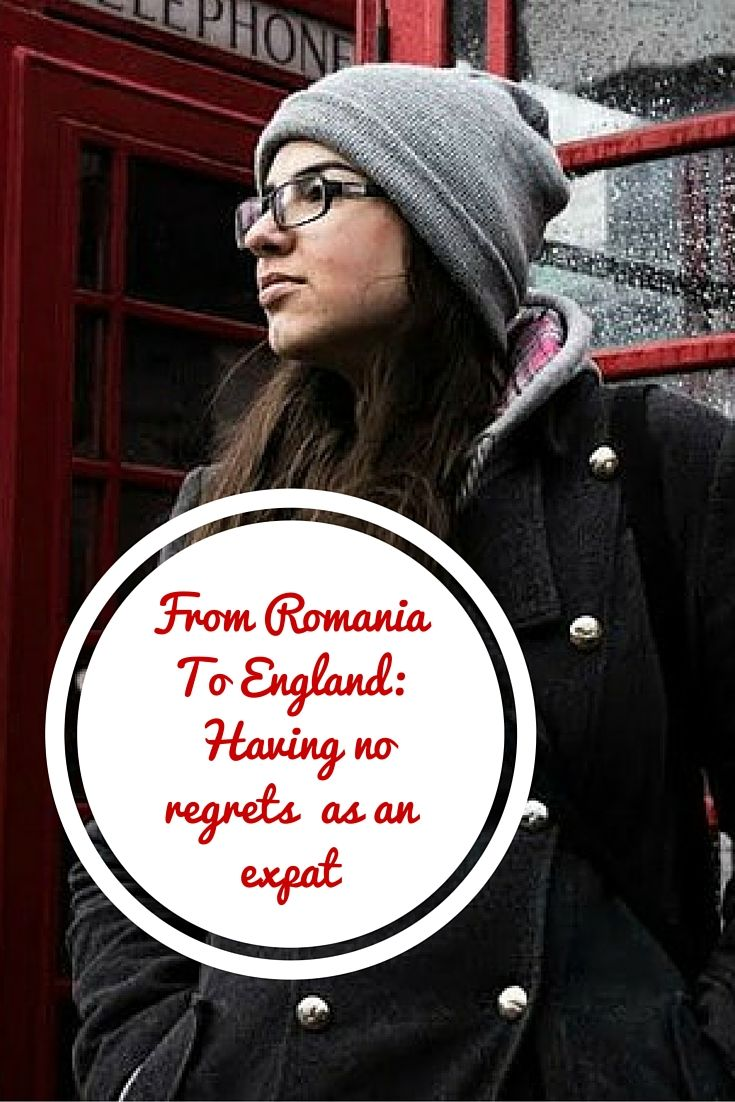 The First Piece Published For Enchanted Serendipity's Expat Series. From Romania to England. Read Danielle's Expat Story here