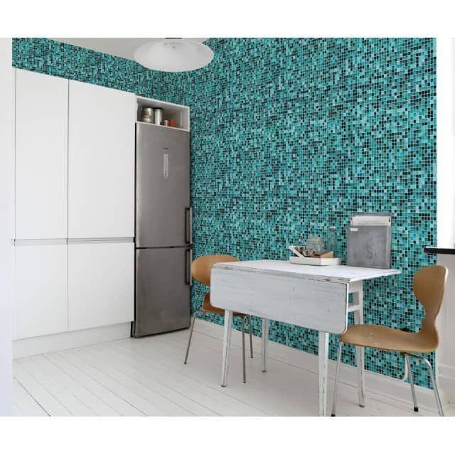 Steinwand tapete hakkında Pinterestu0027teki en iyi 20+ fikir - abwaschbare tapeten für die küche