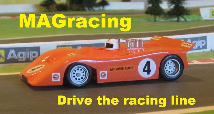 Magracing is the only table top race system to enable drivers to drive to the perfect racing line.   Cars are radio controlled but have guidance assist from wires embedded in the track to enable very close racing without collisions.