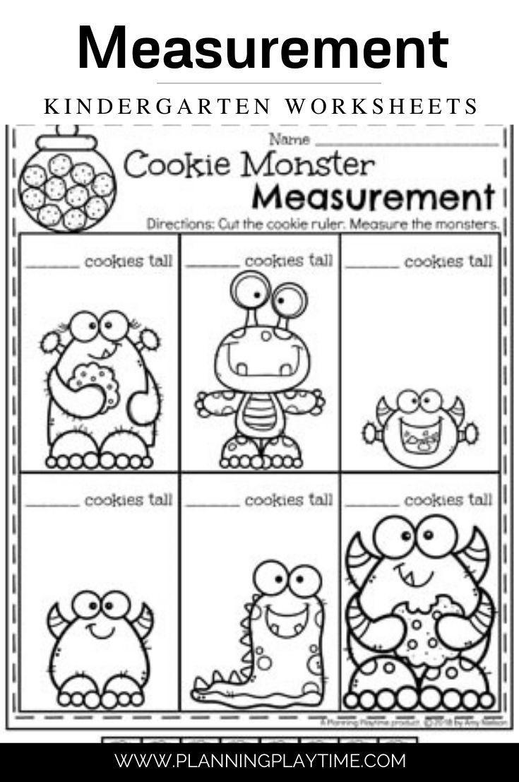 Kindergarten Measurement Worksheet In 2021 Measurement Kindergarten Kindergarten Worksheets Kindergarten Math Activities [ 1107 x 735 Pixel ]