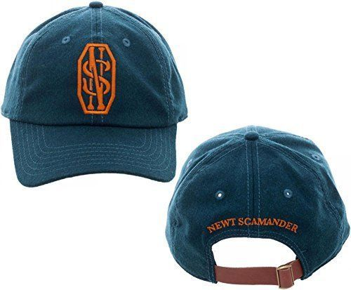 Fantastic Beasts Newt Scamander Baseball Cap Fabric Dad Hat One Size Fits Most #FantasticBeastsandWheretoFindThemHatsCaps