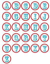 MeinLilaPark – digital freebies: free alphabet printables – letters, monograms, initials – ausdruckbare Alphabete
