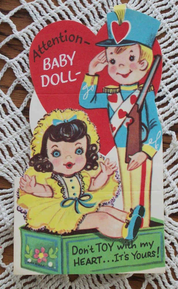 151 best Vintage valentine Cards  Toys  Playing images on
