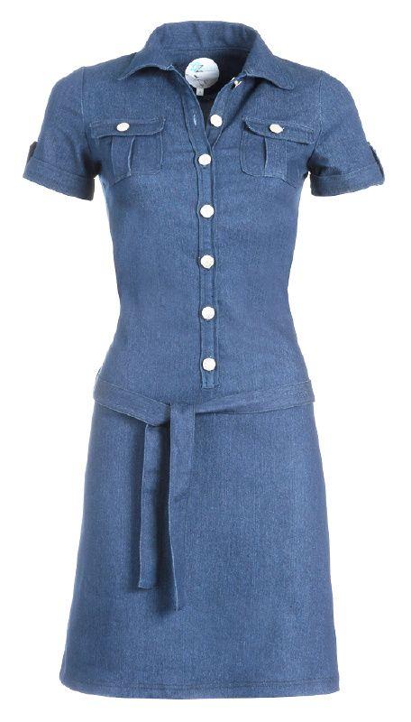 Tiempre Liebre jurk van ZenDee (lb), verkrijgbaar bij Solvejg.nl, de webshop voor kleurrijke mode.