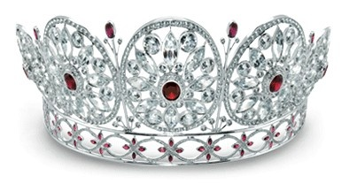 Miss Universe 2009-2013 Crown (made by Diamond Nexus Labs)