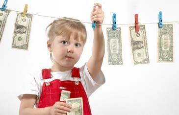 Детские джинсы финансовая грамотность