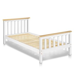 Buy Pine Wood King Single Size Bed Frame | GraysOnline Australia